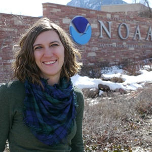 From running experiments to running in the mountains: A day in the life of a NOAA Boulder scientist