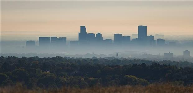 Rural West sees more smog; now scientists may know why